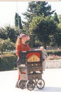 Caravana Muzicii Mecanice la Radauti
