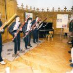 Concert de muzica de camera sustinut de elevi ai Colegiului National de Arta Octav Bancila
