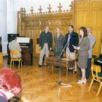 editia a IV-a - Invitat Hans Schmitz, Germania