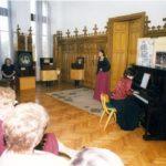 Editia a IV-a Concert de muzica de camera sustinut de elevi ai Colegiului National de Arta Octav Bancila coordonator prof. Carmen Zaharia Danicov