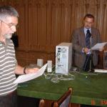 Editia a V-a SimpozionIstoria muzicii mecanice si probleme de conservare si restaurare